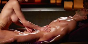 massageolie matas lingam massage video